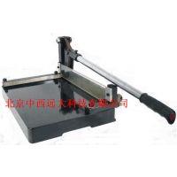 中西(ZY特价)精密手动裁板机 型号:KRT9-Create-MCM1200库号:M151375