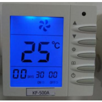 500A新风控制器爆款温度三速一体厂家直供可贴牌定做