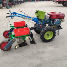 玉米施肥播种机 山西农用种植机械 苞谷大豆播种机