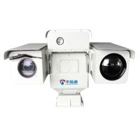 河道湖泊监控,养殖安全,桥梁防撞,边海防监控,港口监控双侧装多光谱云台一体化监控摄像机