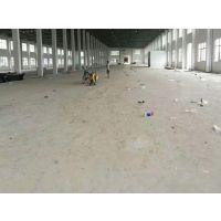 中山南朗工厂地面翻新、水泥固化地坪、金刚砂地坪硬化施工