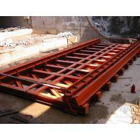 金北程专业制作加工地铁专用始发托架、反力架等钢结构工程