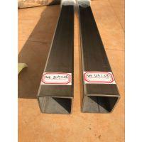 西乡304不锈钢工业用方管50方2.8厚
