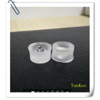 3030防水透镜 横纹纹角度15X60度 洗墙灯专用led透镜 厂家直销