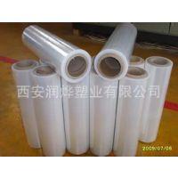 厂家直销50cm缠绕膜净重3.5公斤包装膜 PE拉伸膜托盘打包膜