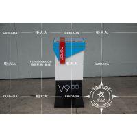 荣耀3.0精品柜A-木质 手机展示柜 业务受理台厂家