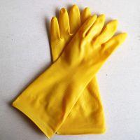厂家供应新东方牛筋乳胶天骄加厚橡胶洗碗家用防滑耐酸碱手套