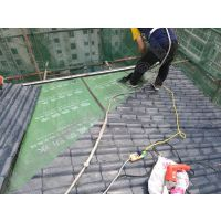 合成树脂瓦屋顶如何做保温层?