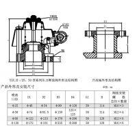 YSF4Ⅱ-55/130KJBTH变压器压力释放阀