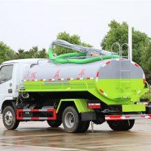 平凉6吨8吨真空吸污车有几款