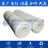 高粘度树脂、油脂之过滤用聚丙烯/脱脂棉线绕滤芯