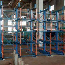 哈尔滨板材存放架 新型抽屉式货架ZY10009 免费设计 金属板材货架 厂家生产