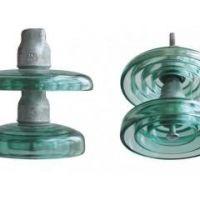 悬式钢化玻璃绝缘子XWP-100/146 玻璃绝缘子生产厂家 河间市信源电力