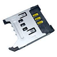 东莞 SOFNG SIM-008 尺寸:24.6mm*17.7mm*1.8mm SIM卡连接器