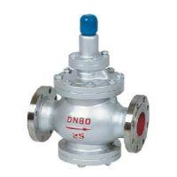温州卡箍式减压器 单级式低温减压阀