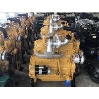 潮州ZH4102ZY4柴油机 铲车装载机用四缸发动机潍柴原厂