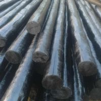 油炸杆 防腐油木杆 防腐电线杆 防腐油电杆 通信电杆