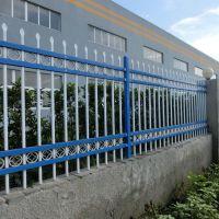 锌钢护栏网工厂批发小区 学校 庭院 别墅 围墙防盗喷塑护栏 锌钢护栏