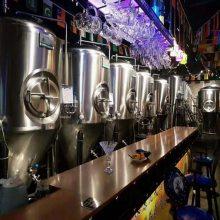 啤酒烤肉主体餐厅选用的精酿啤酒设备厂家价格