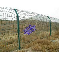 渔场防护网 果园护栏网 双边丝护栏网