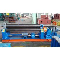 山东地区供应特力品牌自动机械卷板机 三辊卷板机