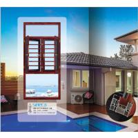 佛山美多裕门窗供应铝合金门窗 定制断桥平开窗 中空隔音隔热