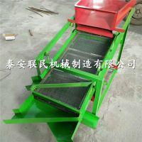 联民供应 粮食清理筛选机 电动大豆筛分去石机 一件代发