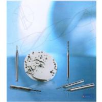 不锈钢材料钟表部件的微孔加工