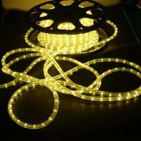 灯熠造型灯厂家定制LED彩虹管 户外防水灯带 工程专用灯串 节日装饰彩灯 网灯