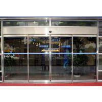 天津南开区安装各种感应门旋转门维修