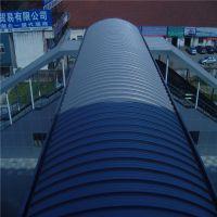 提供安装 颜色定制 0.6mm65-500 钛锌屋面板