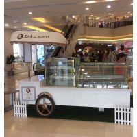 冰友牌-25度欧式雪糕流动车/室外流动冰棒、冰淇淋冷藏展示柜