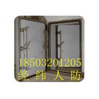 河北经纬人防门厂家供应BHFM0820-15钢筋混凝土活门槛单扇防护密闭门