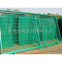 质量好绿色铁丝围墙网 养殖围栏网现货HVH