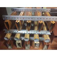 铝方通高度、厚度、底宽 40*70*0.6铝方通厂-河北兴旺装饰建材厂