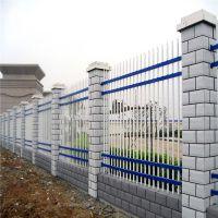 供应现货锌钢护栏@铁艺围墙护栏@庭院围墙栅栏