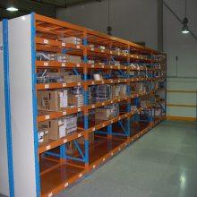 仓库使用组合阁楼式货架的有哪些特点?