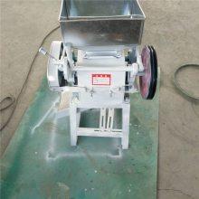 山东信达定做小型芝麻破碎机食品加工厂专用多功能对辊杂粮破碎机