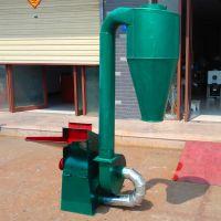 畜牧养殖用饲料粉碎机 多功能小型饲料加工设备 高梁、麦类粉碎机