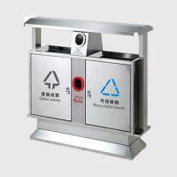 昆明公共不锈钢垃圾桶--质量上乘/样式齐全新颖/价格优-街道垃圾桶