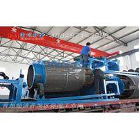 领跑装备制造 启动滚筒筛淘金设备经济引擎