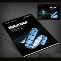 深圳画册排版印刷,书本期刊设计, 铜板纸精装书籍定制