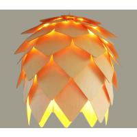 后现代水晶灯 吸顶灯 木头木艺灯