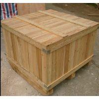 番禺区化龙镇卡板实木箱包装货运产品