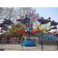热卖儿童游乐场娱乐设备海洋探险自控飞机广东厂家直销