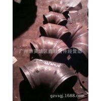 广州供应20# 碳钢ES短半径弯头45°DN500*6,广州市鑫顺管件