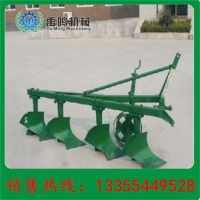 禹鸣机械25-30马力拖拉机悬挂四铧犁1L-420铧氏犁犁地犁厂家直销