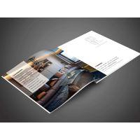 样本宣传册 企业宣传画册 公司介绍手册 仿皮万用手册 公司画册 佛山图册印刷厂