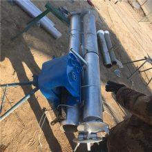 厂家直供三角立杆机 包邮水泥杆铝合金立杆机 抱箍分节三角立杆机