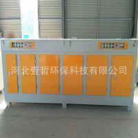 光氧催化废气处理设备操作